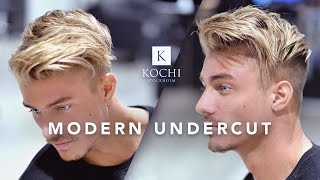 Download Modern Undercut | Cool and Popular Hairstyle | Hair For Men Video