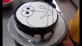 Download Trang trí bánh kem hình Doremon 2 Video