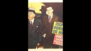 Download (Full Movie) . . Inspector Hornleigh on Holiday (1939) . . . ( Classic Movie ) Video