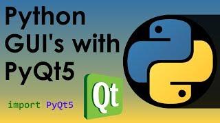Qt Designer - PyQt with Python GUI Programming tutorial Free