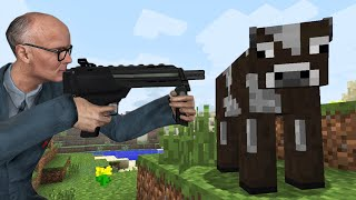 Download MINECRAFT IN GMOD PROP HUNT! (GMod Funny Moments) Video
