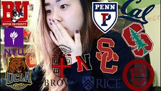 Download i'm insane and applied to 20+ colleges // COLLEGE DECISION REACTIONS 2018 Video
