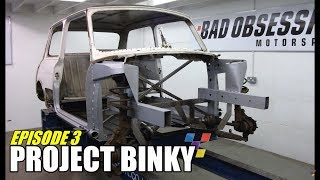 Download Project Binky - Episode 3 - Austin Mini GT-Four - Turbo Charged 4WD Mini Video