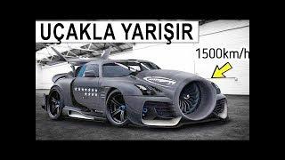 Download Bu Arabaların Hızını Gördüğünüzde, Başınız Dönecek | Jet Motorlu araçlar Video