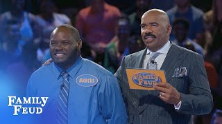 Download MARCUS and VICTOR are the MONEY TEAM! | Family Feud Video