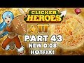 Download Clicker Heroes 2 Beta Gameplay #43 - NEW 0.08 HOTFIX! - Walkthrough PC Video