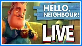 Download Hello Neighbor Alpha Gameplay Walkthrough | Part 1 Alpha 3 Gameplay | Hello Neighbor Let's Play Video