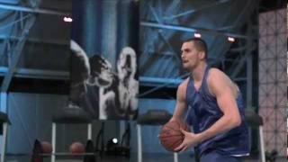 Download Sport Science: Kevin Love - World Record Shot Video