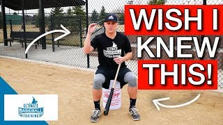 Download Baseball Wisdom I Wish I Knew As A Younger Baseball Player! (PART 1) Video