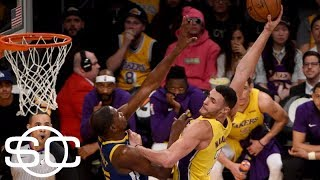 Download Larry Nance Jr.'s epic poster of Kevin Durant leads top 10 NBA plays last week | SportsCenter | ESPN Video