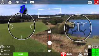 Download Bebop Pro for Parrot Bebop and Bebop 2 - First impressions and walk-through. Video