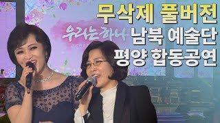 Download [무삭제 풀버전] '우리는 하나'...남북평화협력기원 평양공연 / 연합뉴스TV (YonhapnewsTV) Video