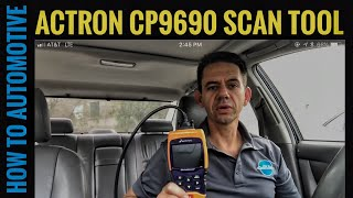 Download How to Automotive's Tool Review of the Actron CP9690 Scan Tool Video