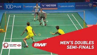 Download MD | LI/LIU (CHN) [4] vs ENDO/WATANABE (JPN) | BWF 2018 Video
