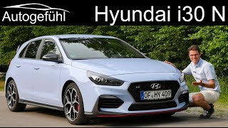 Download Hyundai i30 N FULL REVIEW - can it beat the GTI? Autogefühl Video