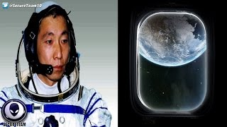 Download Chinese Astronaut Spooked By Knocking Sound In Space 11/29/16 Video