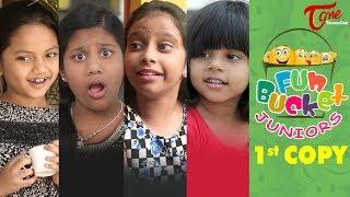 Download Fun Bucket JUNIORS   Episode 1   Kids Funny Videos   TeluguOne   Comedy Web Series Video