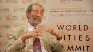 Download Geoffrey West: Interview with CLC (complexity science) Video