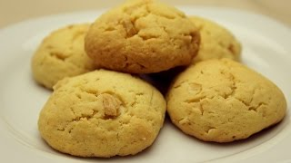 Download Basic Hazelnut Butter Cookies - Turkish Cookies with Nuts Video