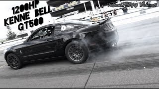 Download 1200hp Kenne Bell GT500 Screams to 170mph Roll Racing! Video
