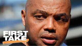 Download Charles Barkley Calling Kyrie Irving Trade Request 'Stupid' | First Take | ESPN Video