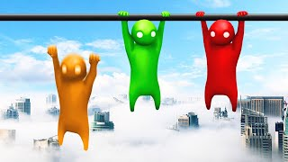 Download LET GO = FALL 5 MILES! (Gang Beasts) Video