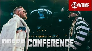 Download Mayweather vs. McGregor: New York Press Conference | SHOWTIME Video