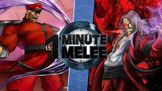 Download One Minute Melee S4 EP15 - Mbison vs God Rugal (Street Fighter vs SNK) Video
