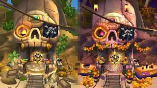 Download Pirate Cove VS Spirit Cove   Temple Run 2   YaHruDv Video