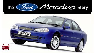 Download The Ford Mondeo / Contour / Fusion Story Video