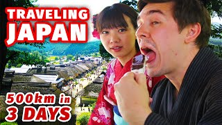 Download Travelling Japan in Style | 500km in 3 Days Video