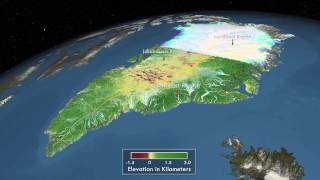 Download Greenland Ice Sheet Changing Video
