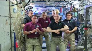 Download Expedition 49 Crew Hands Over the Space Station to Expedition 50 Video