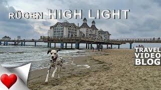 Download Sellin und die Seebrücke erkunden - Rügen Reise Teil 6   Ole der Dalmatiner Video