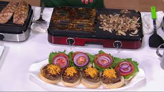 Download Emeril Pro 3-in-1 Reversible Grill & Griddle on QVC Video