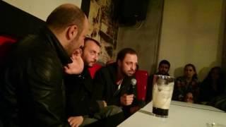 Download Ekşi Sözlük Söyleşisinde Ertan Saban' ın Efsane Konuşması Video