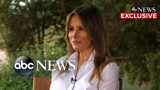Download Melania Trump says president's alleged infidelities are not a 'focus of mine' Video