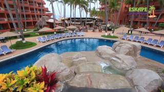 Download 87 Eskape Travel Villa del Palmar Beach Resort and Spa Puerto Vallarta Video