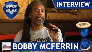 Download Bobby McFerrin from USA - Interview - Beatbox Battle TV Video