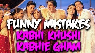 Download Everything Wrong With Kabhi Khushi Kabhie Gham (W/ Eng Subs) | Funny Bollywood Mistakes | Epi. #34 Video