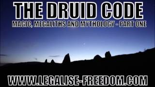 Download Thomas Sheridan - The Druid Code: Magic, Megaliths and Mythology Part One Video