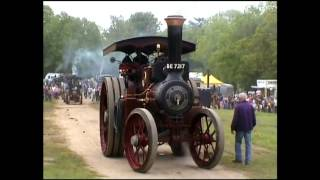 Download Traction engine racing Tinkers Park Steam Rally Video