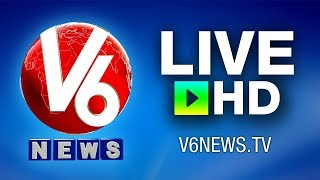 Download Telugu Live News by V6 News Channel Video