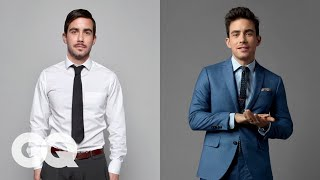 Download A Short Man's Guide to Dressing for Work – Project Upgrade | GQ Video