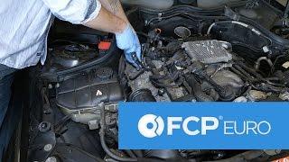 Download Mercedes M273 Spark Plug Replacement (CLK/ C-Class) | FCP Euro Video