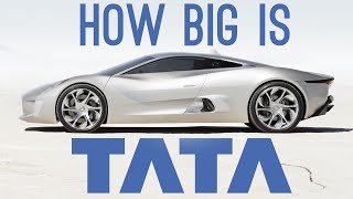 Download How BIG is TATA? (They Own Jaguar) | ColdFusion Video