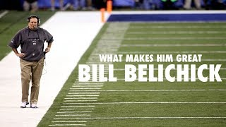 Download Bill Belichick: What Makes Him Great Video
