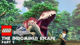 Download Part 5: LEGO® Jurassic World: The Indominus Escape Video