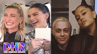 Download Kendall Jenner LIED to by Hailey Baldwin?! - Ariana Grande and Pete Davidson BREAKUP (Weekly DHR) Video