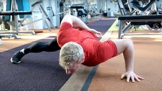 Download Master the One Arm Push Up | PROGRESSIONS | VARIATIONS Video